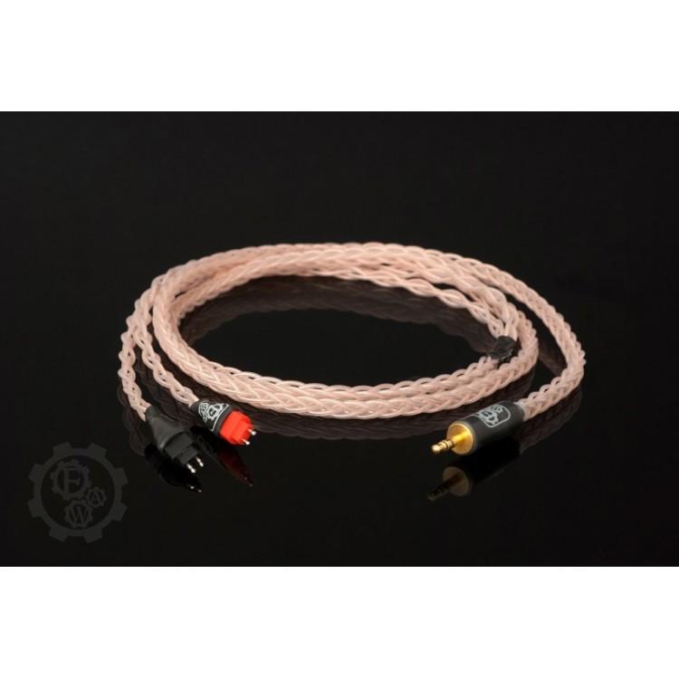 Forza AudioWorks Claire HPC Mk2 Słuchawki: Audeze LCD-2/LCD-3/X/XC, Wtyk: Neutrik XLR 4-pin, Długość: 3 m