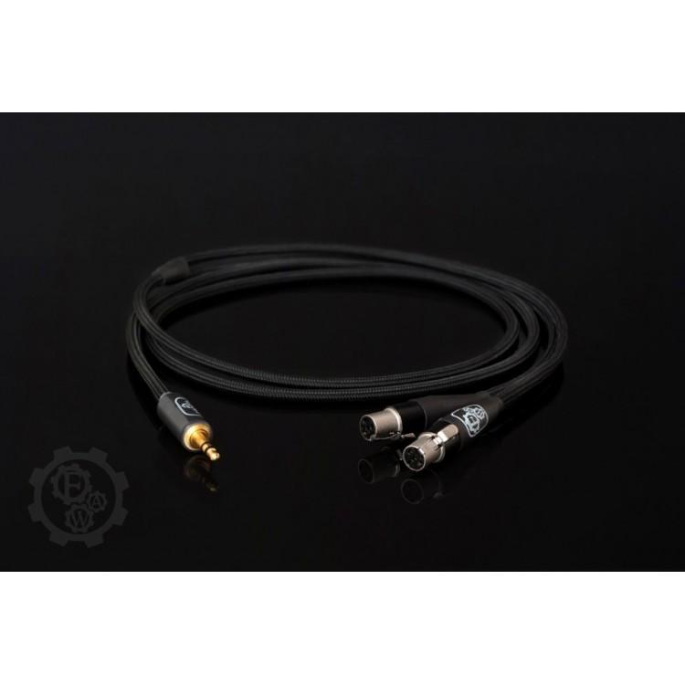 Forza AudioWorks Color Series HPC Słuchawki: Sennheiser HD800, Wtyk: Neutrik 3.5mm typ L, Długość: 3 m