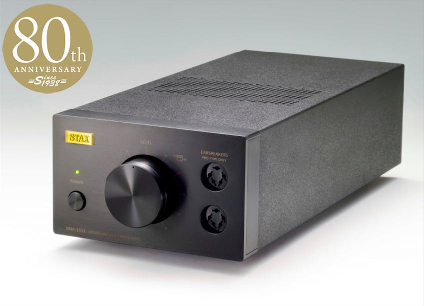 Stax SRM-353X BK