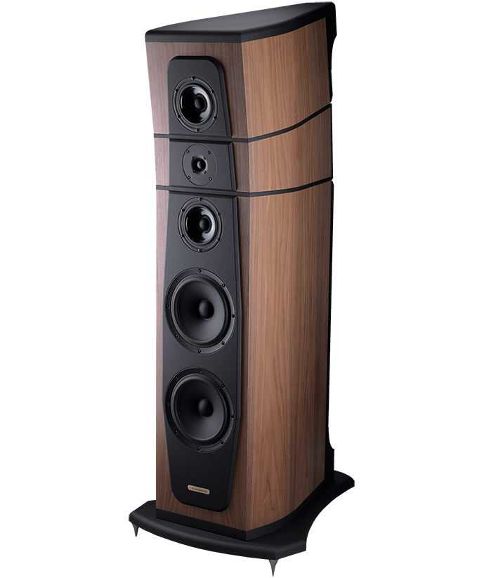 AudioSolutions Rhapsody 200 Kolor: Orzech