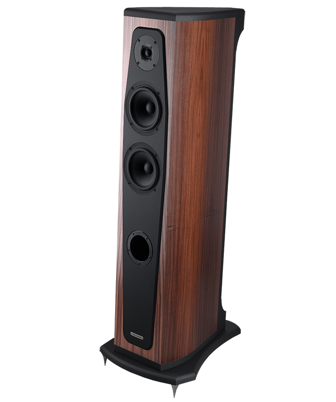 AudioSolutions Rhapsody 130 Kolor: Palisander Santos