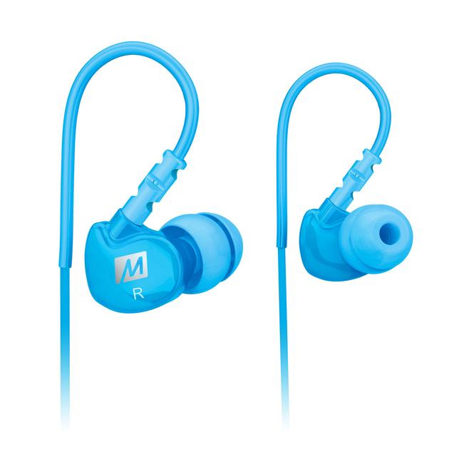 MEE Audio M6 Kolor: Niebieski