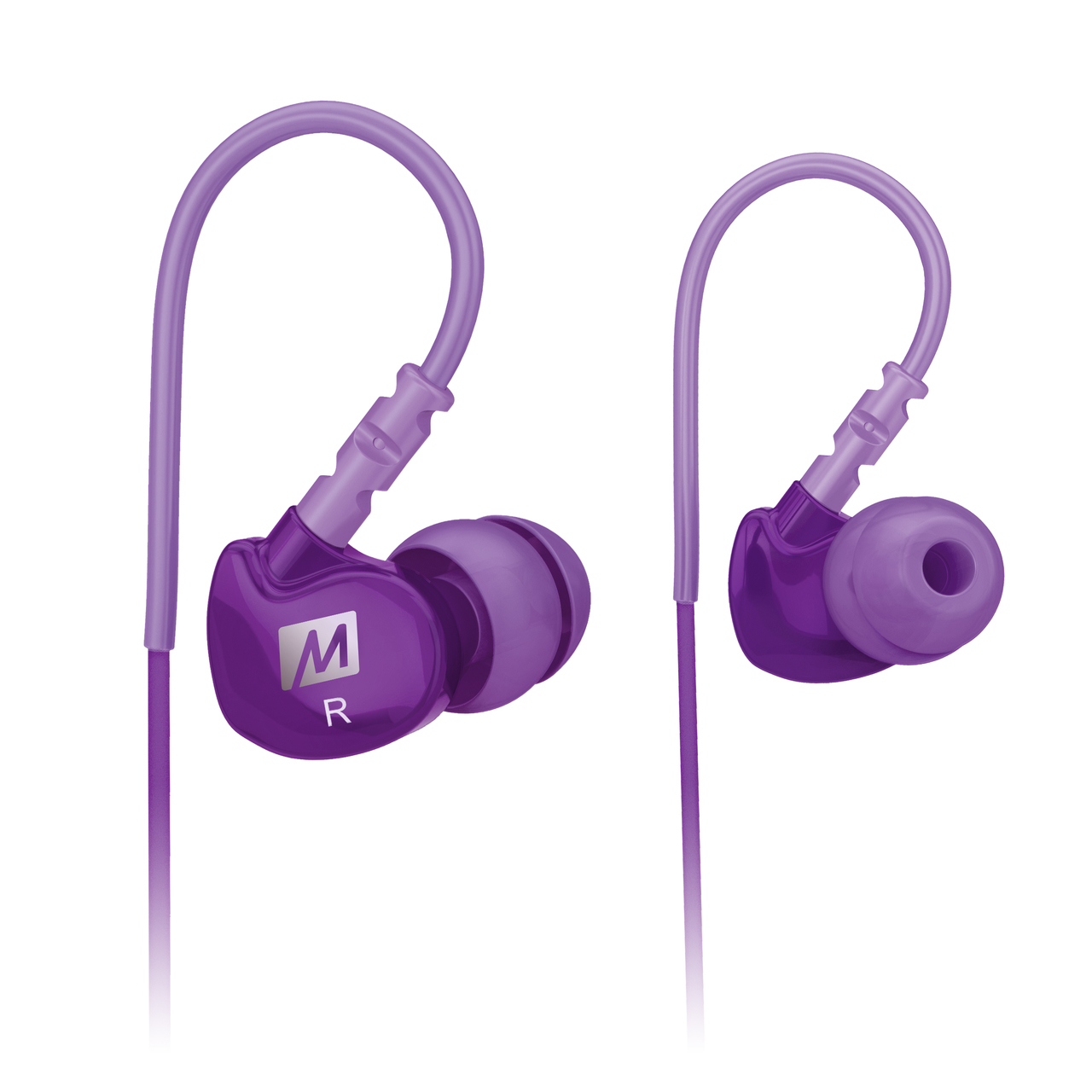 MEE Audio M6 Kolor: Purpurowy