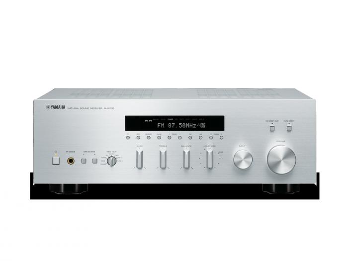 Yamaha R-S700 Kolor: Srebrny