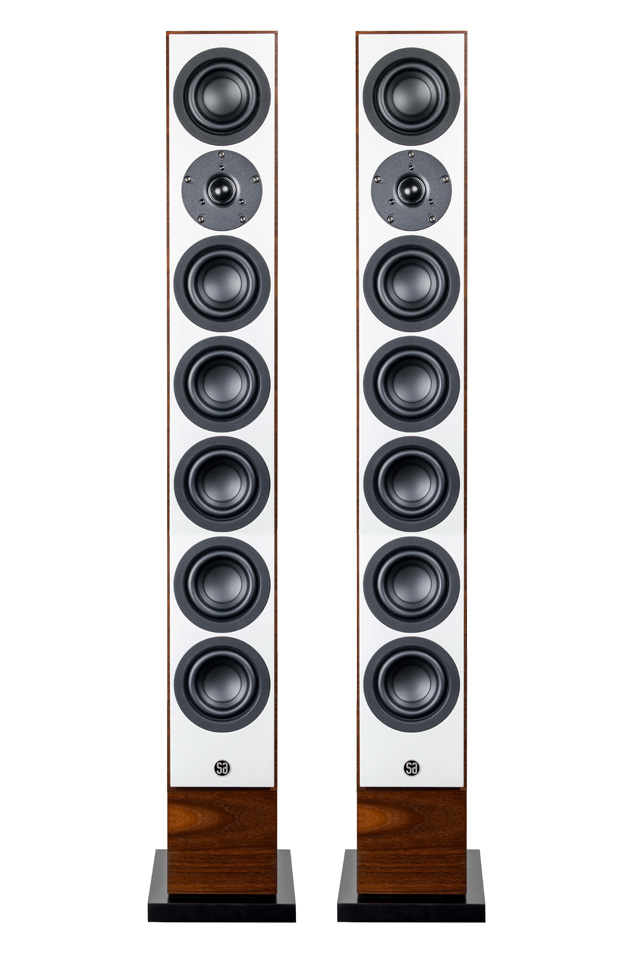 System Audio Mantra 70 Kolor: Orzech