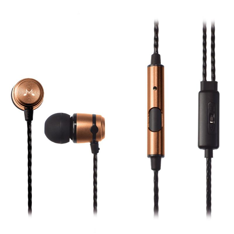 SoundMagic E50s Kolor: Miedziany