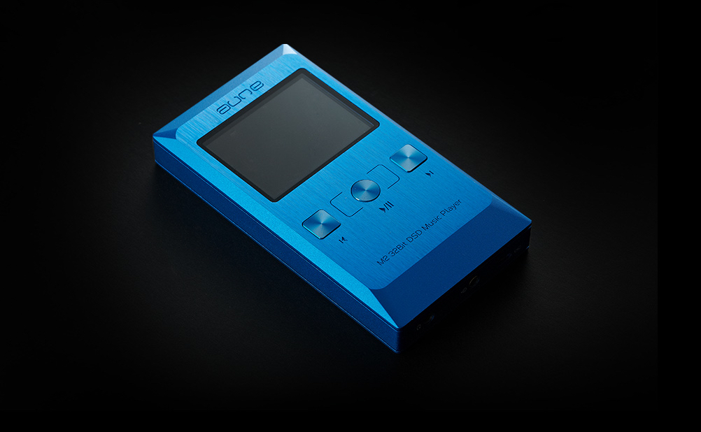 Aune M2S Kolor: Niebieski