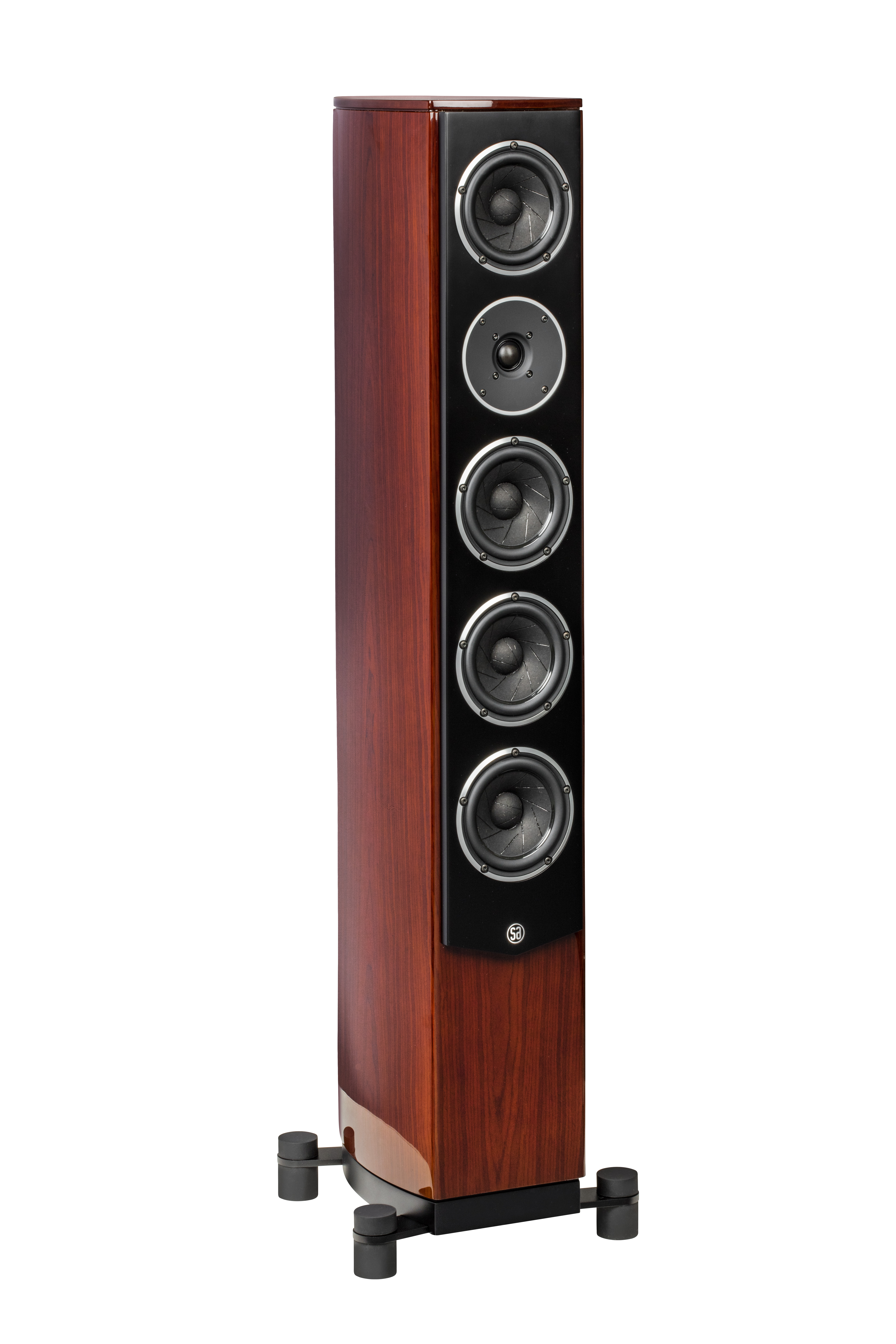System Audio Pandion 50 Kolor: Orzech
