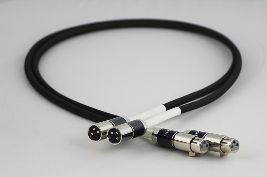 Tellurium Q XLR Ultra Silver interkonekt Długość: 1,0 m