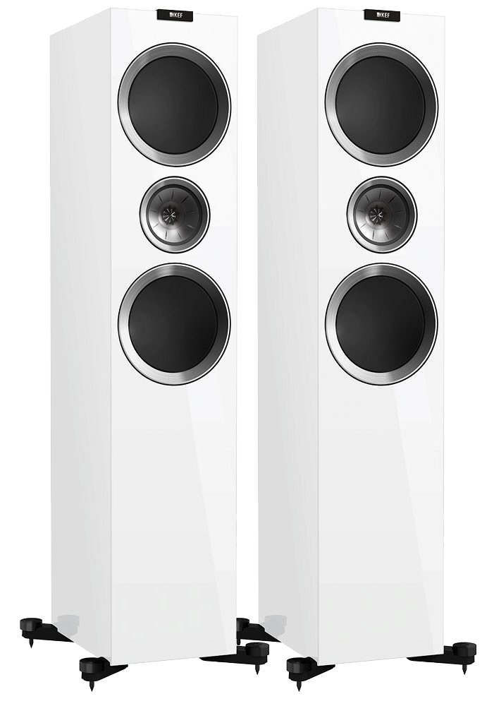 Kef R900 Kolor: Biały