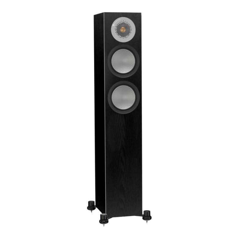 Monitor Audio Silver 200 Kolor: Czarny dąb