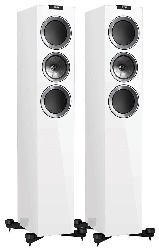 Kef R500 Kolor: Biały