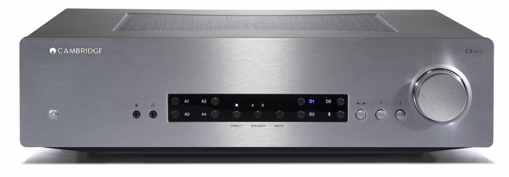 Cambridge Audio CXA60 Kolor: Srebrny