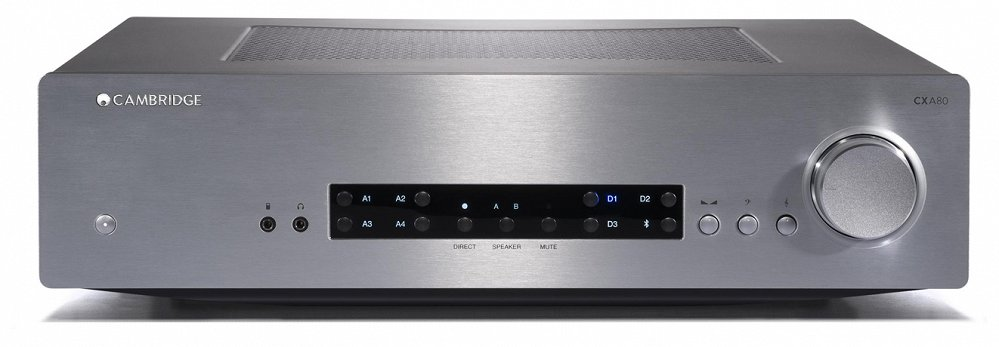 Cambridge Audio CXA80 Kolor: Srebrny