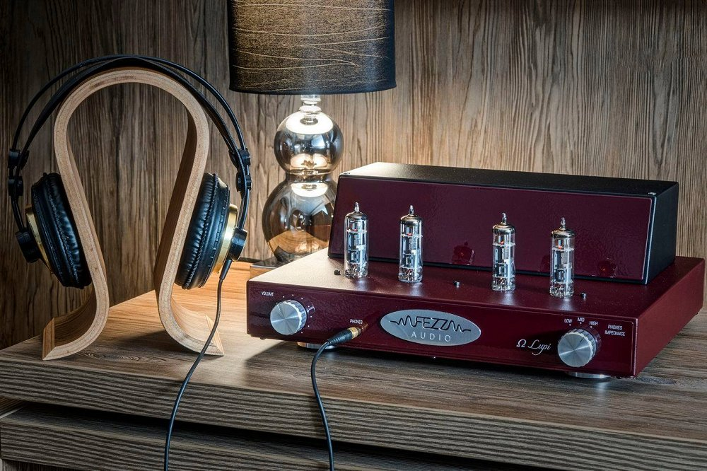 Fezz Audio Omega Lupi Kolor: Burgundowy