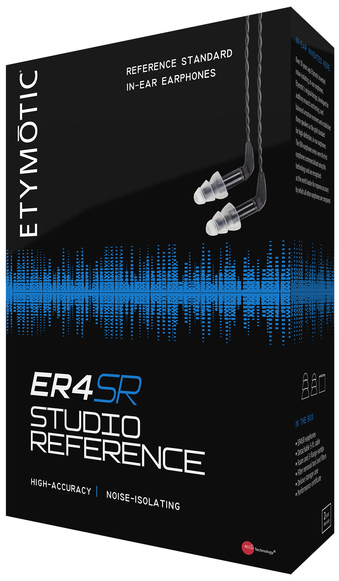 Etymotic ER4 Wersja: ER-4SR