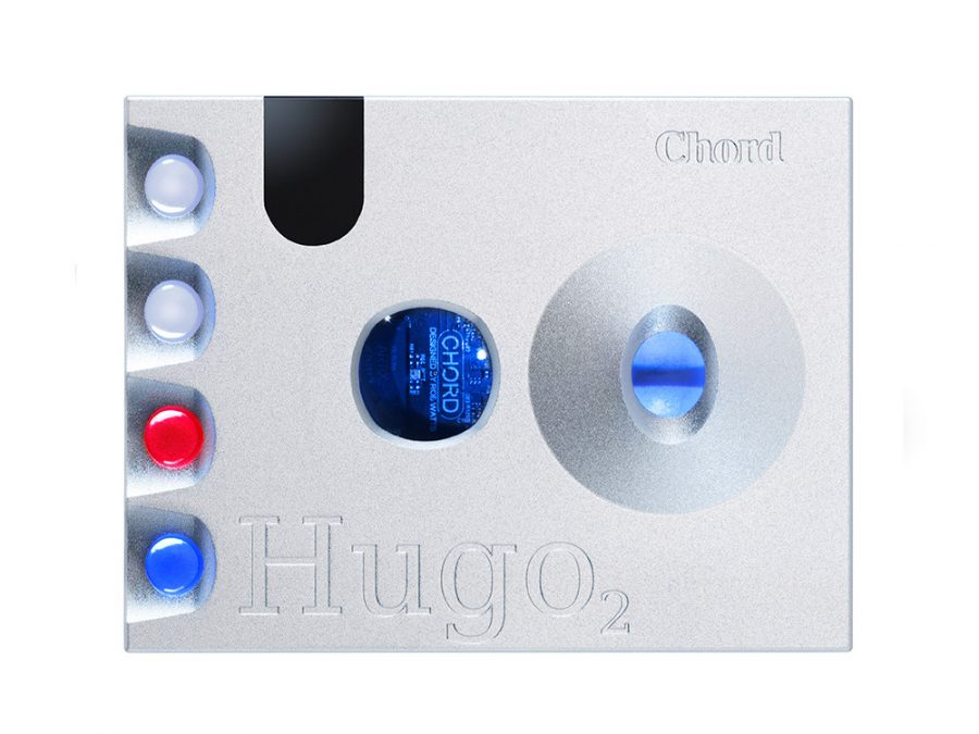 Chord Hugo 2 Kolor: Srebrny