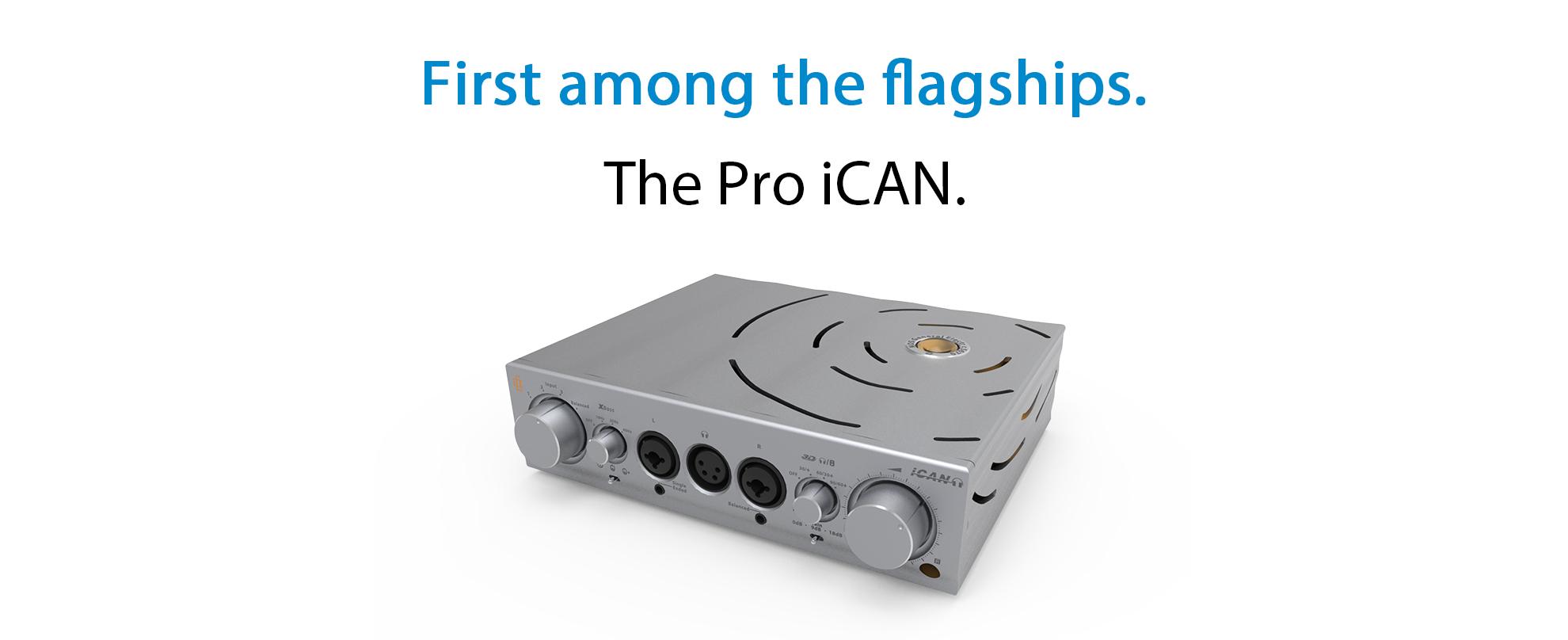 iFi iCAN Pro