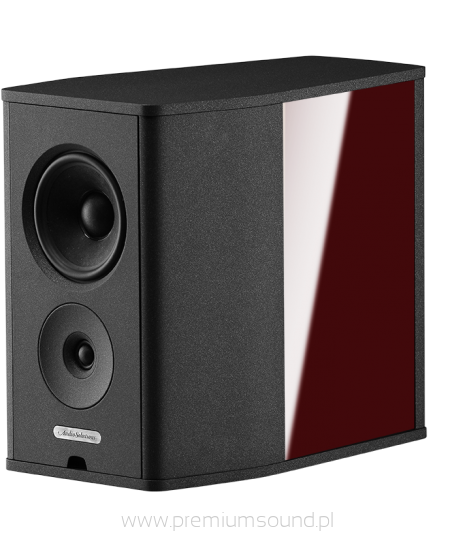 AudioSolutions Figaro B Kolor: Burgundy