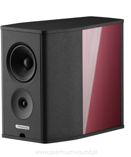 AudioSolutions Figaro B Kolor: Burgundy Rain
