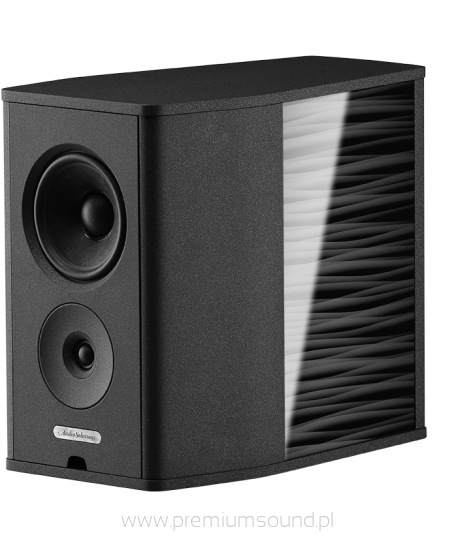 AudioSolutions Figaro B Kolor: Texture Black
