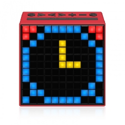 Divoom Timebox Kolor: Czerwony