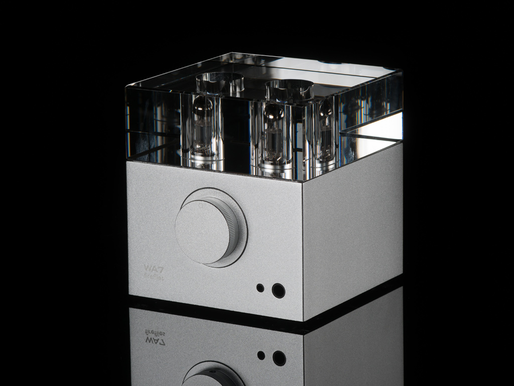 Woo Audio WA7 Fireflies Kolor: Srebrny
